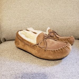 Womens Ugg Dakota Slipper/Moccasins